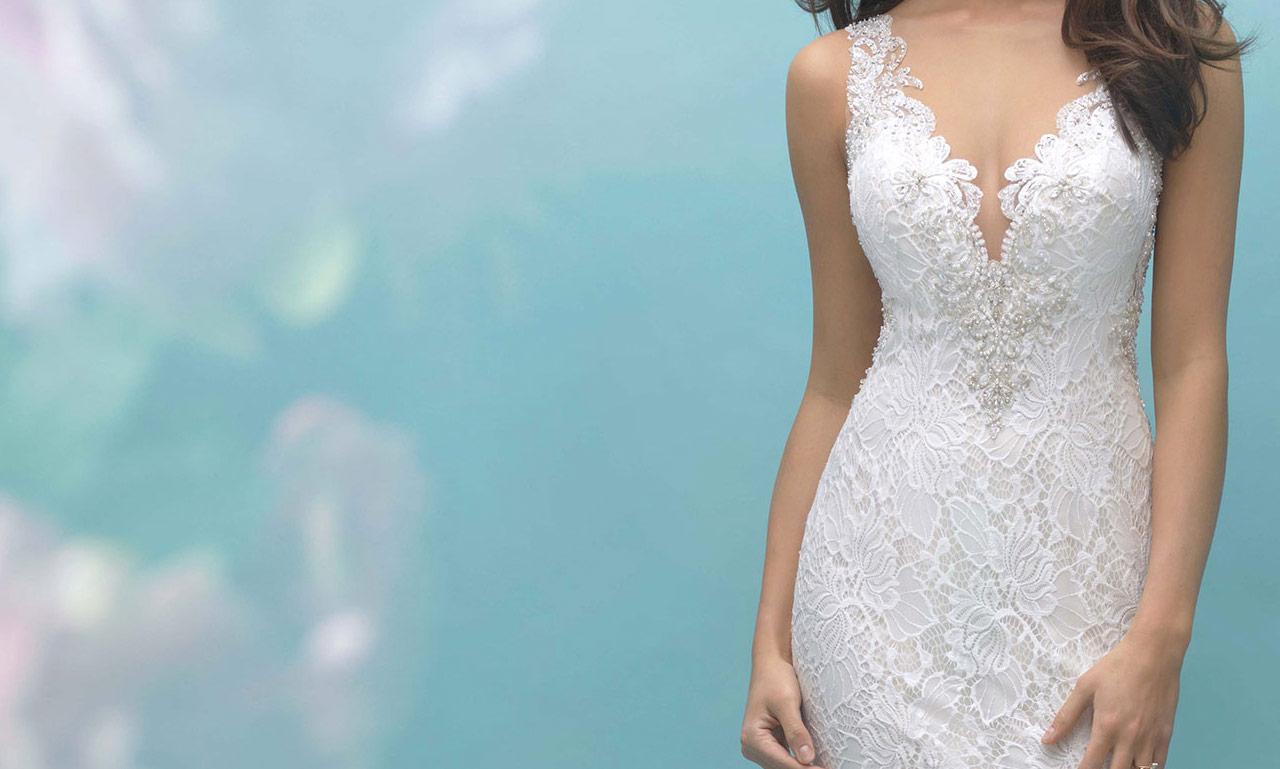 Vestidos de novia - ideas para tu boda